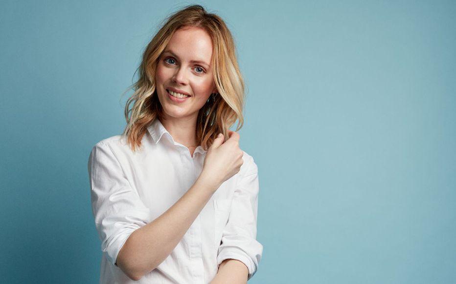 Mathilde Lacombe, fondatrice de la marque de soins Aime Skincare
