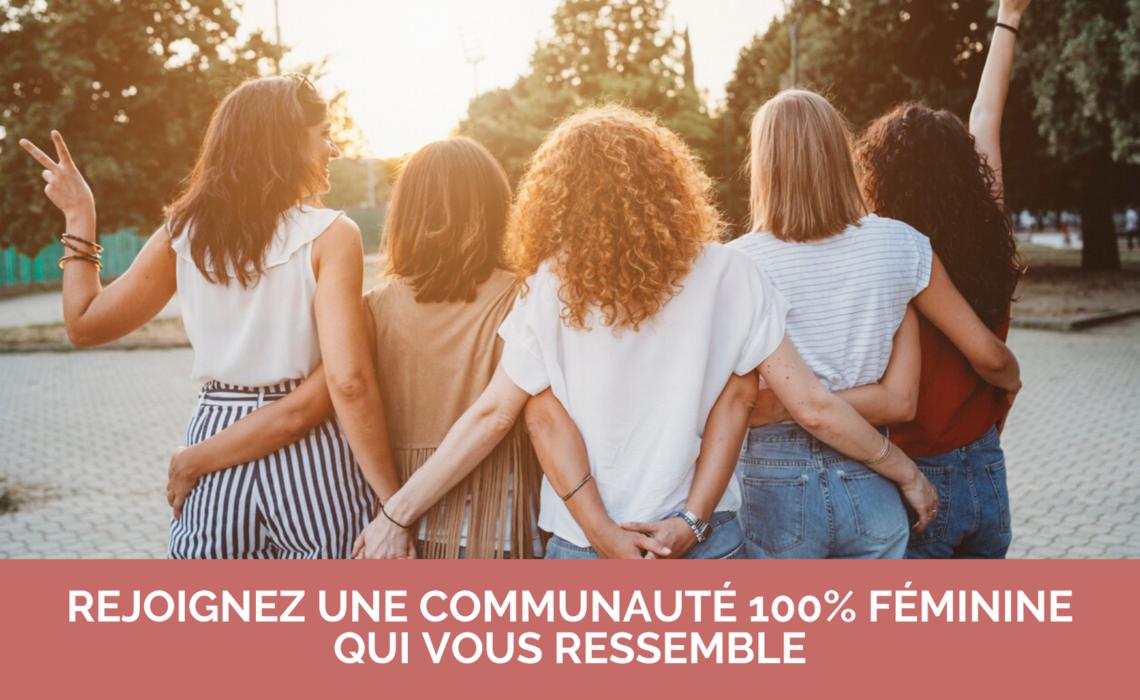 FAITES LE PLEIN D'EMPOWERMENT: Devenez Membre du Business O Féminin Club