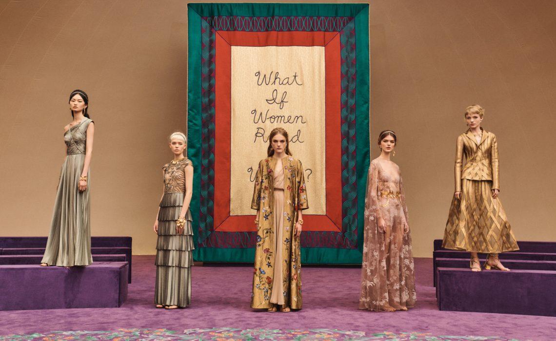 Marques de mode et grands groupes qui œuvrent au féminin