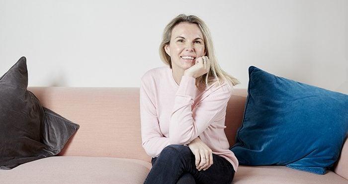 # Nathalie Lebas Vautier, fondatrice de The Good Fabric, entreprise de conseil pour une mode plus durable et Marie&Marie