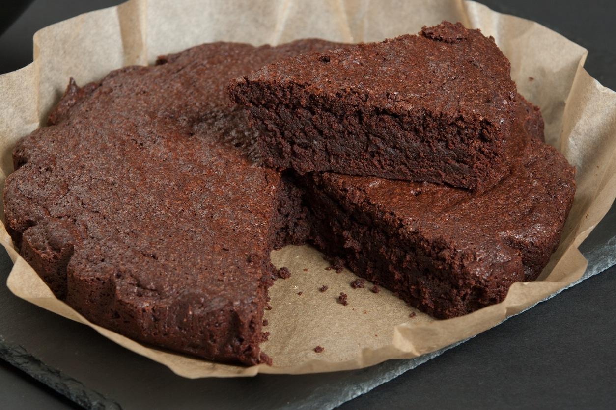 Le gâteau au chocolat ultra facile de grand-mère