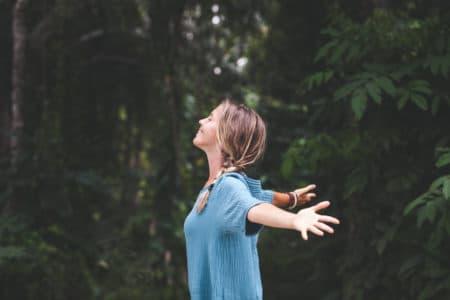peur, anxiété, équilibre