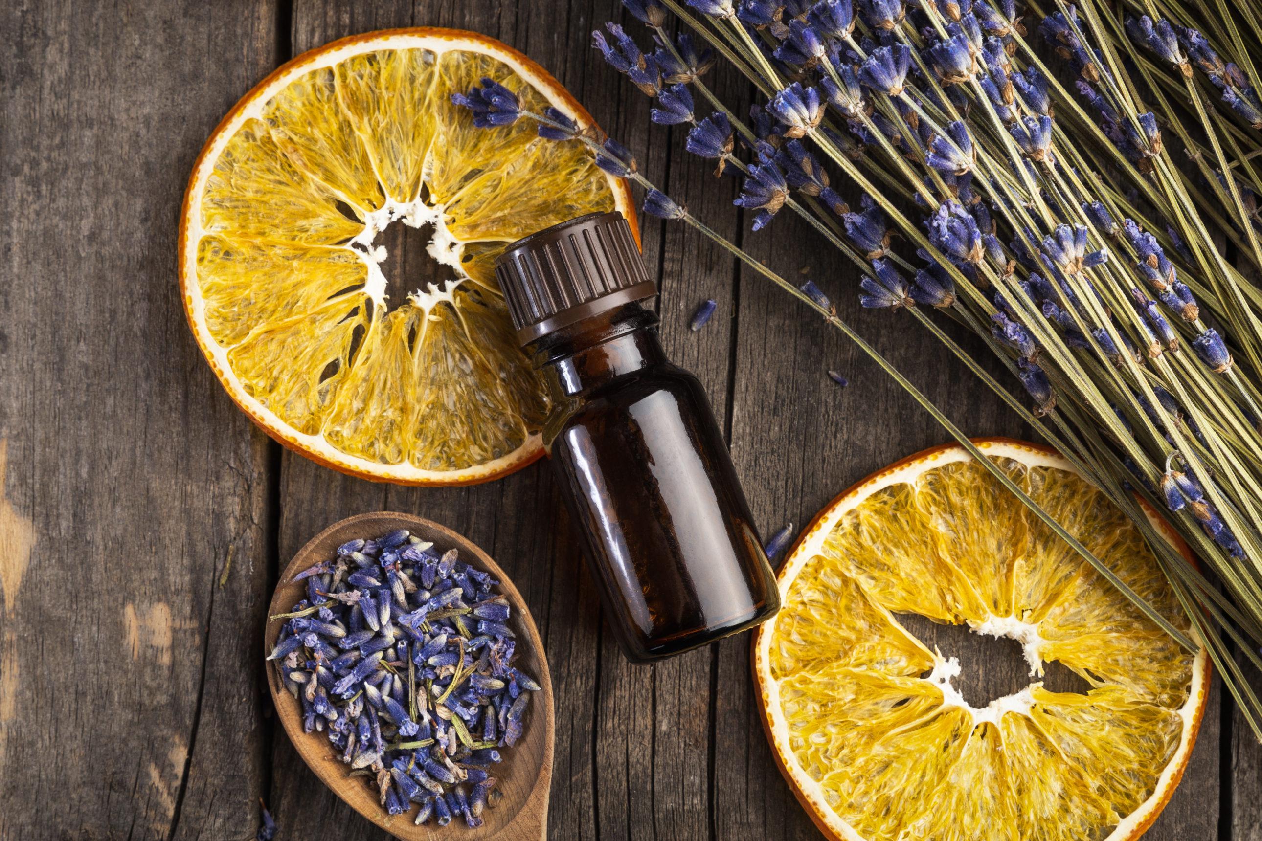 huiles, essentielles, peau, lavande, gouttes, végétale, tea, cheveux, goutte