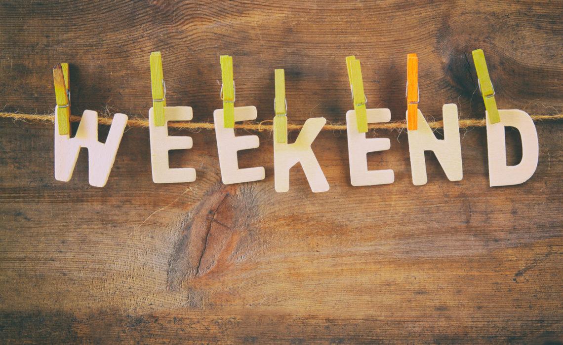 Que faire ce week-end ? On vous donne nos bons plans !