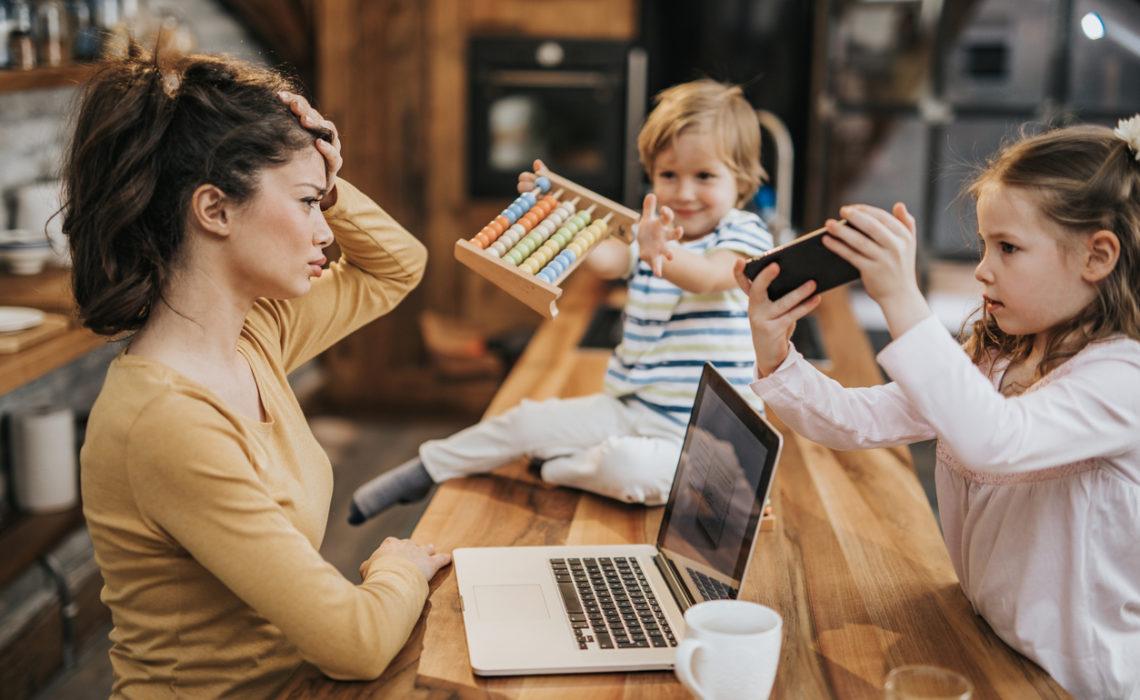 Coronavirus : le quotidien des mamans qui travaillent
