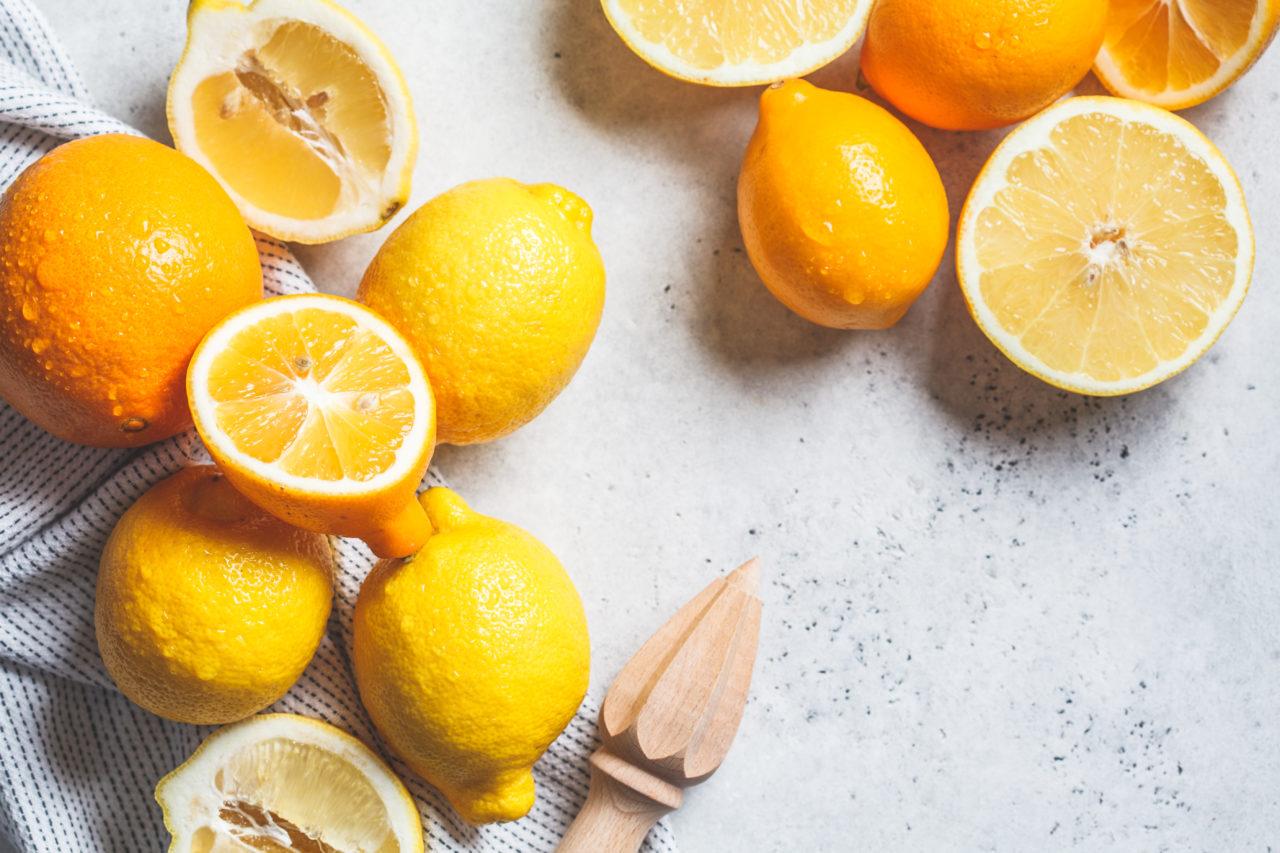 tonique au citron