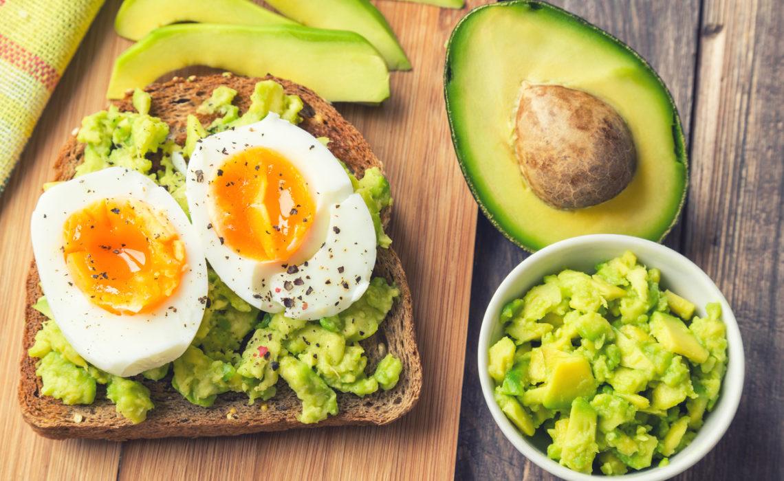 Dej rapide & healthy : l'Avocado toast !