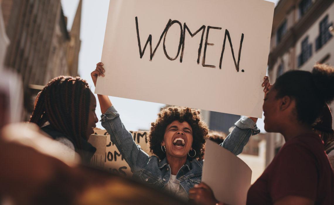 2GAP : Les femmes veulent le pouvoir de décider pour changer le monde !