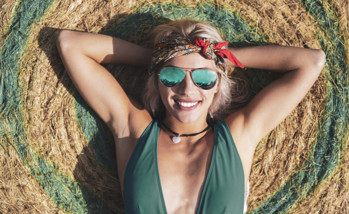 Do It Your Self : Votre bandeau pour l'été !