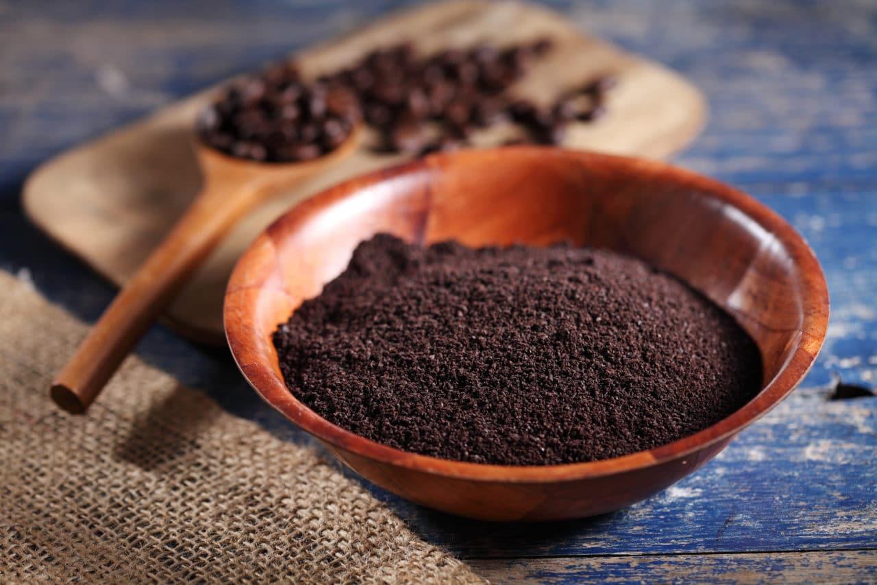 Le café moulu