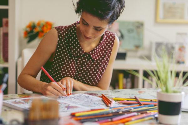 Anti-stress : notre sélection de coloriage à imprimer pour cet été !