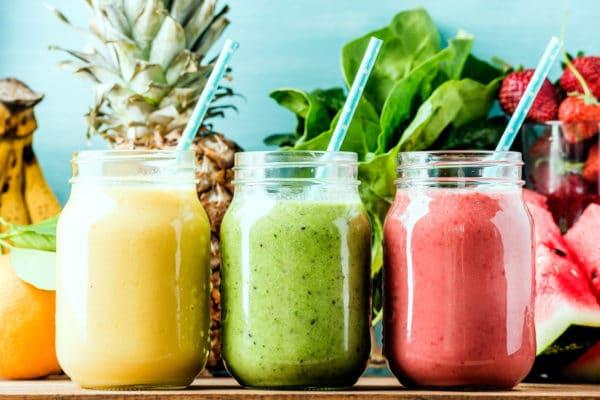 5 boissons fraîches & healthy pour cet été !