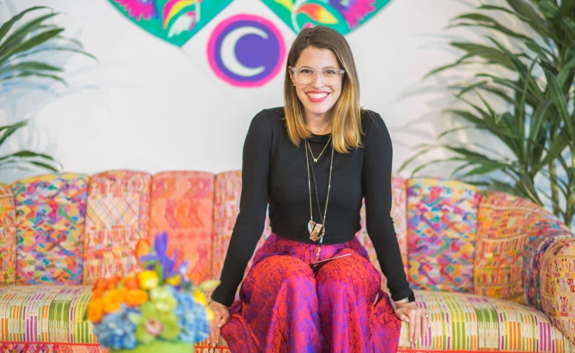 Sortez de votre zone de confort et devenez vous-même avec Hello Fears de Michelle Poler