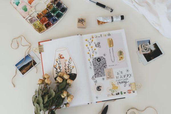 créer son art journal