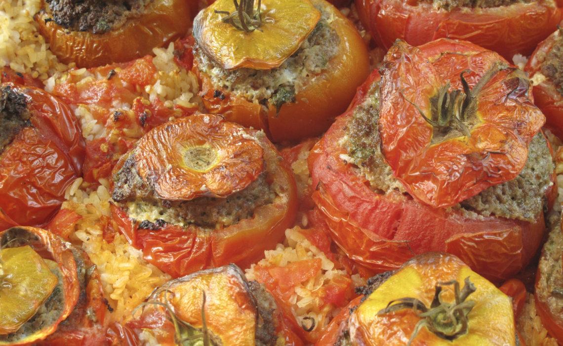 La recette des tomates farcies du chef Jean-François Piège