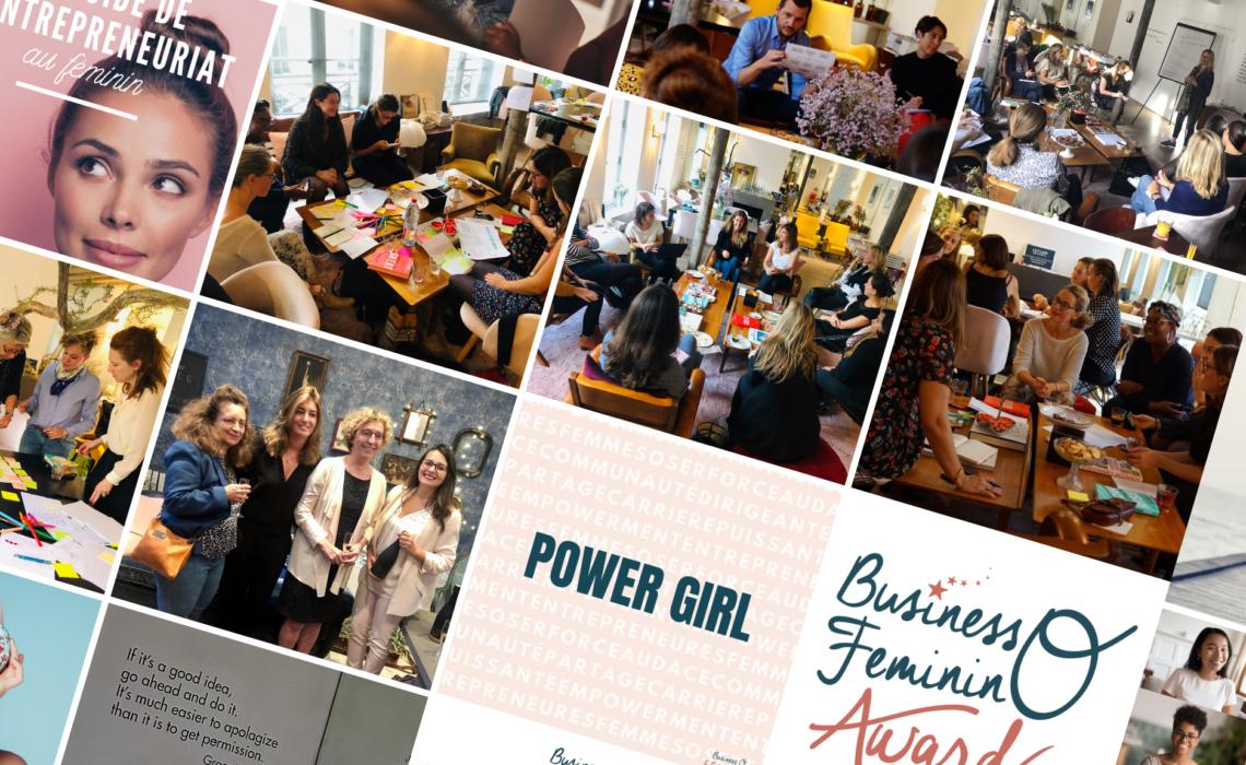 Le Business O Féminin Club fête ses 1 an !