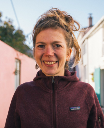 fondatrice la tricyclerie collecte compostage nantes