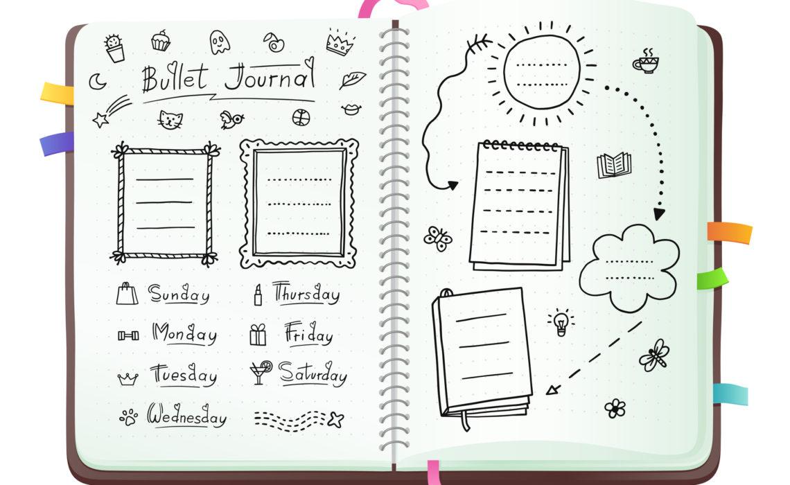 Le Bullet Journal: la méthode pour ne plus gâcher votre temps
