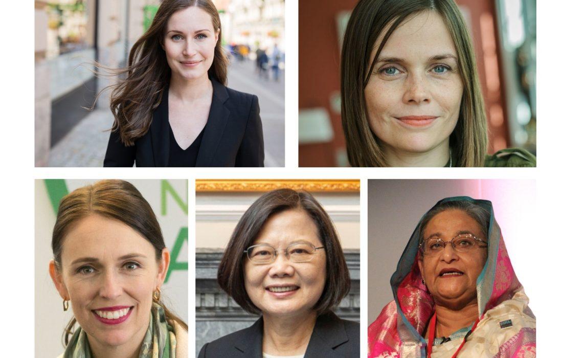 5 femmes politiques à suivre