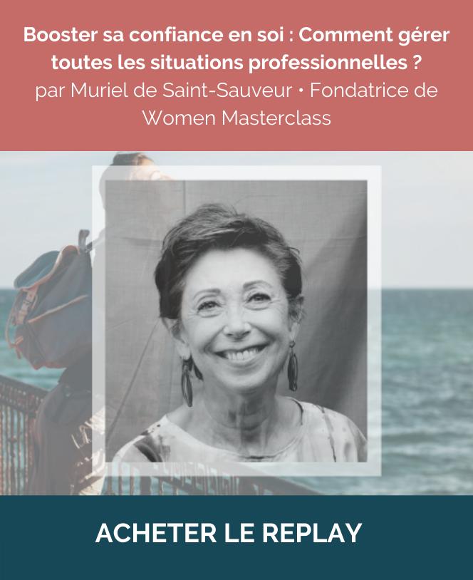 Muriel Saint SAuveur