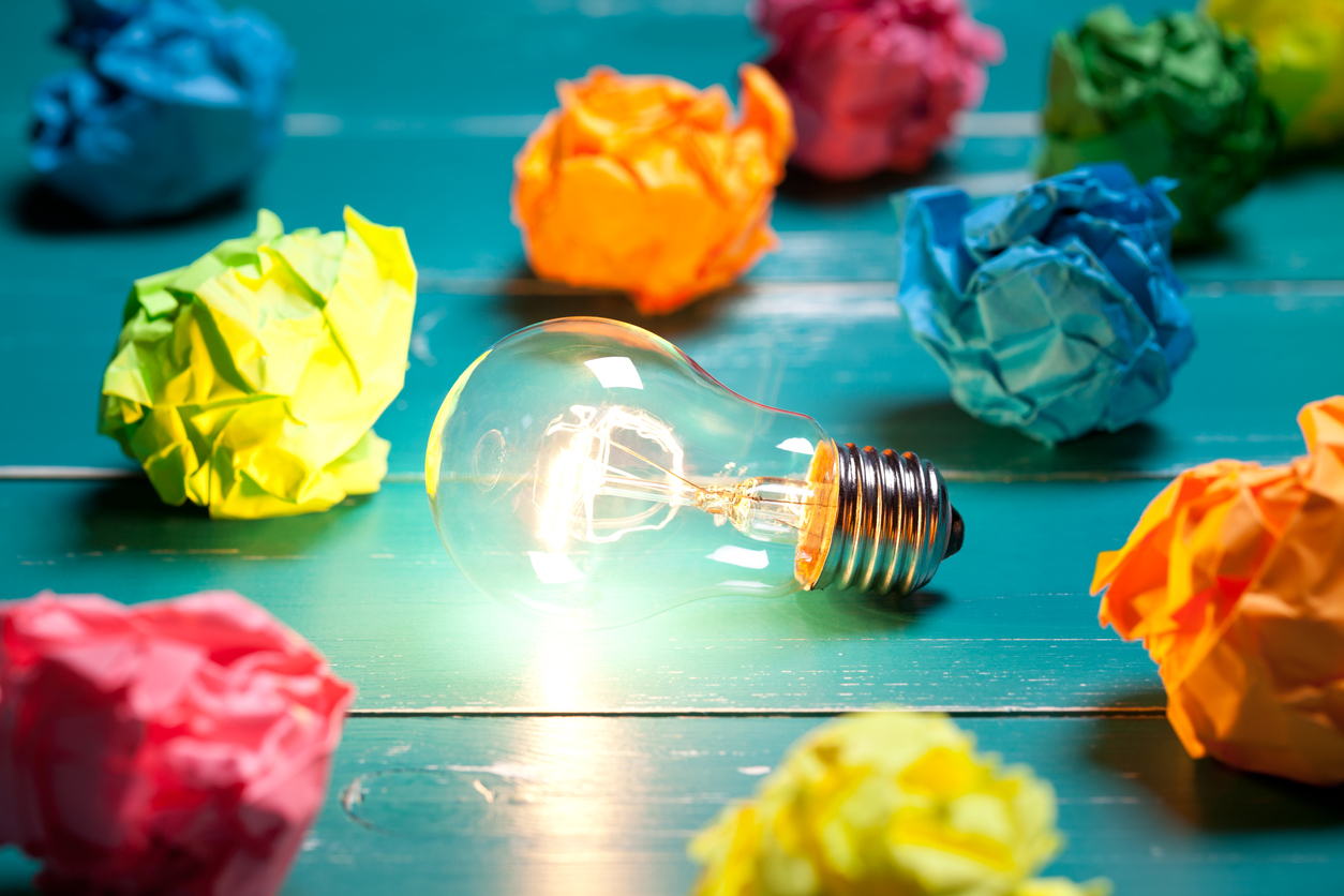 Comment rebooster sa créativité  ?