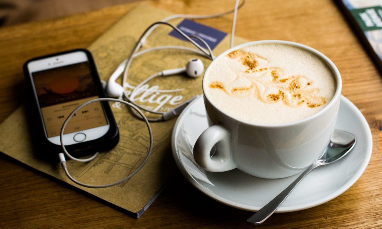 écouter podcast pause café