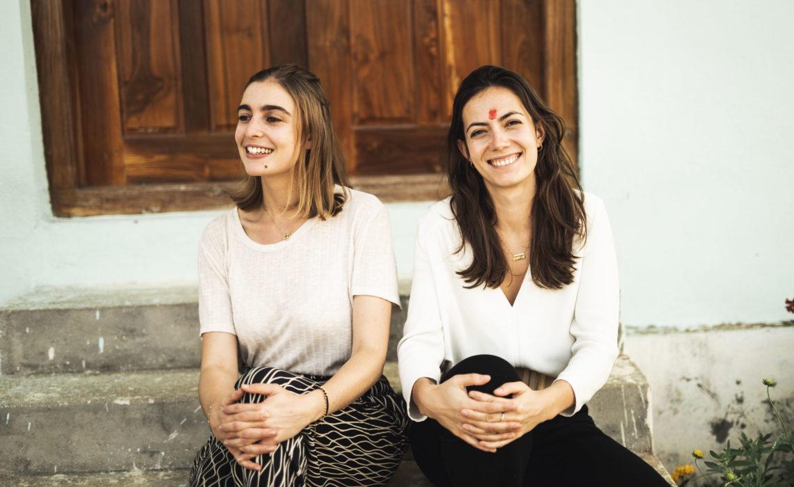 Camille Le Gal et Laure Betsch, deux entrepreneuses qui rendent la traçabilité dans l'industrie de la mode possible