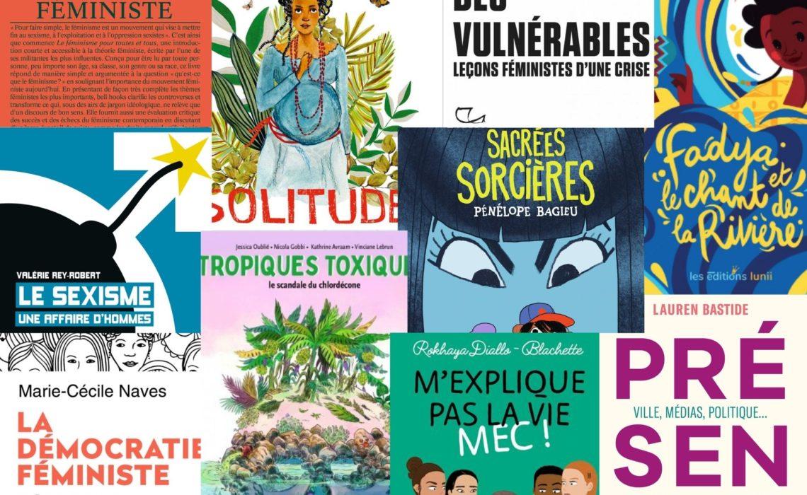 10 livres féministes à offrir pour les fêtes de fin d'année