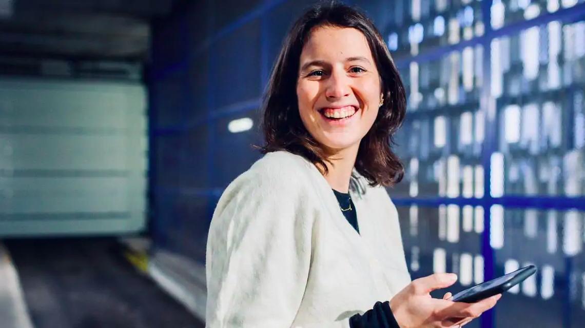 L'écosystème de la Tech s'enrichit d'un nouveau visage féminin !
