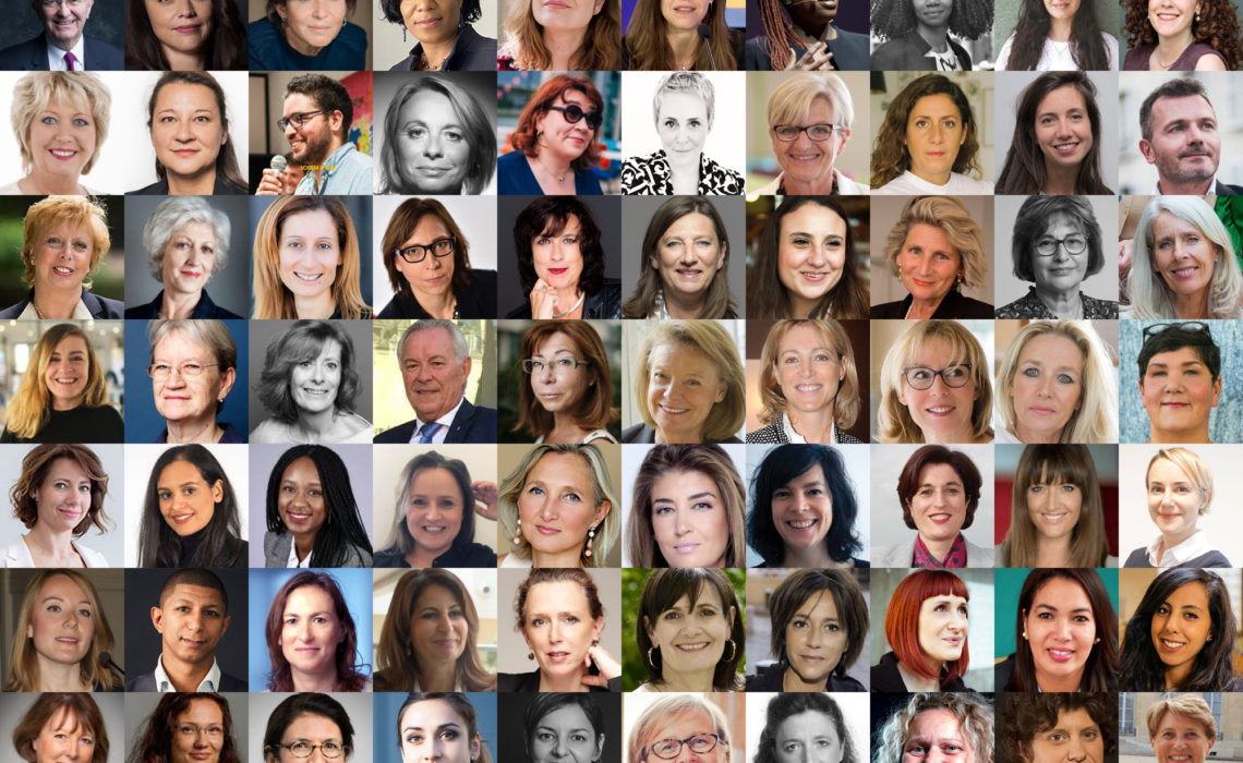 Plus de 120 femmes et entrepreneurs pour une relance paritaire
