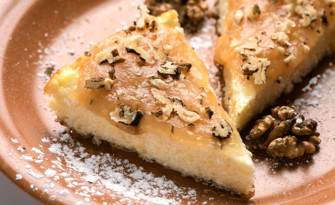 Une tarte au chocolat blanc facile pour se faire plaisir !