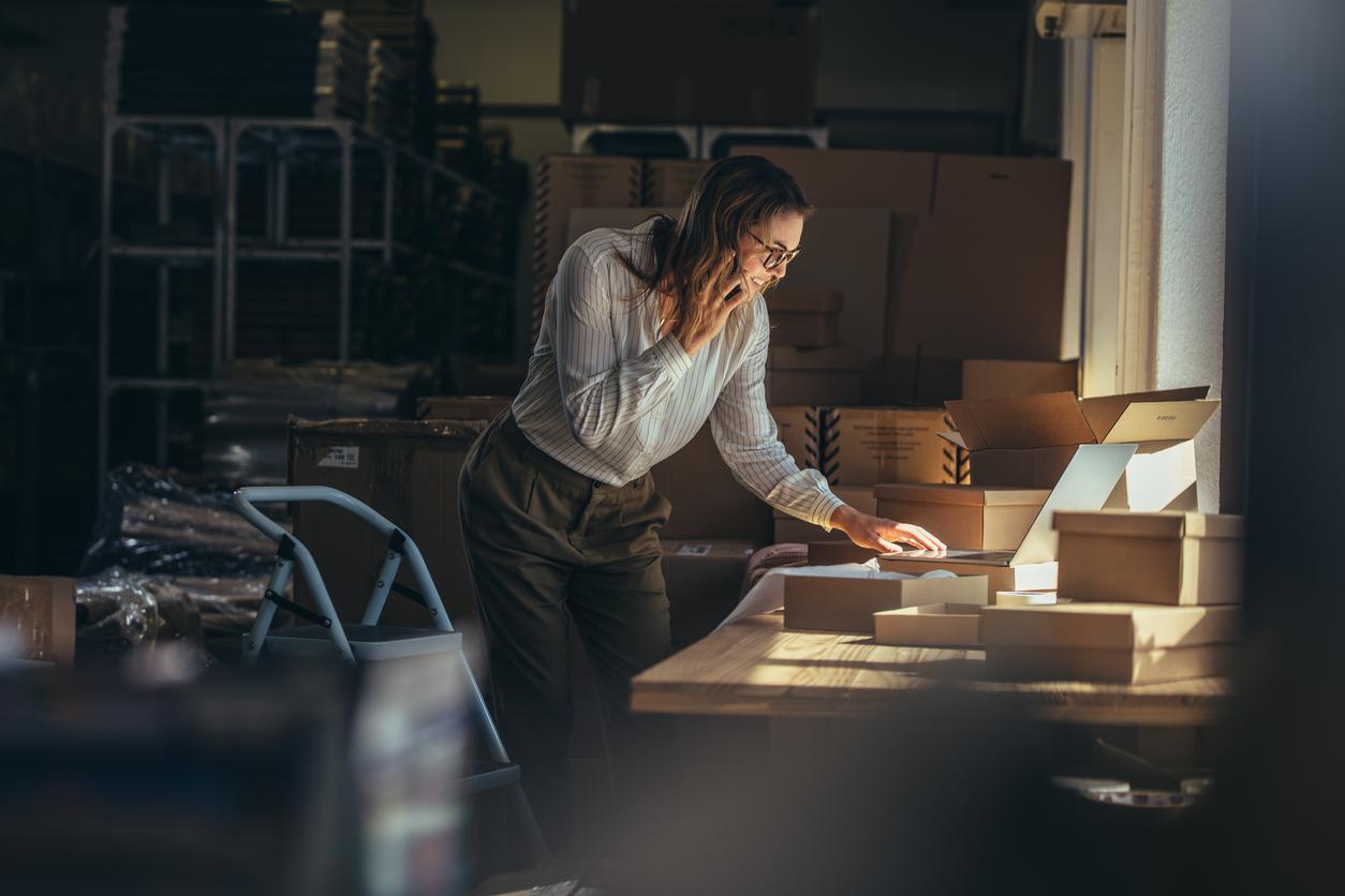 startup femme