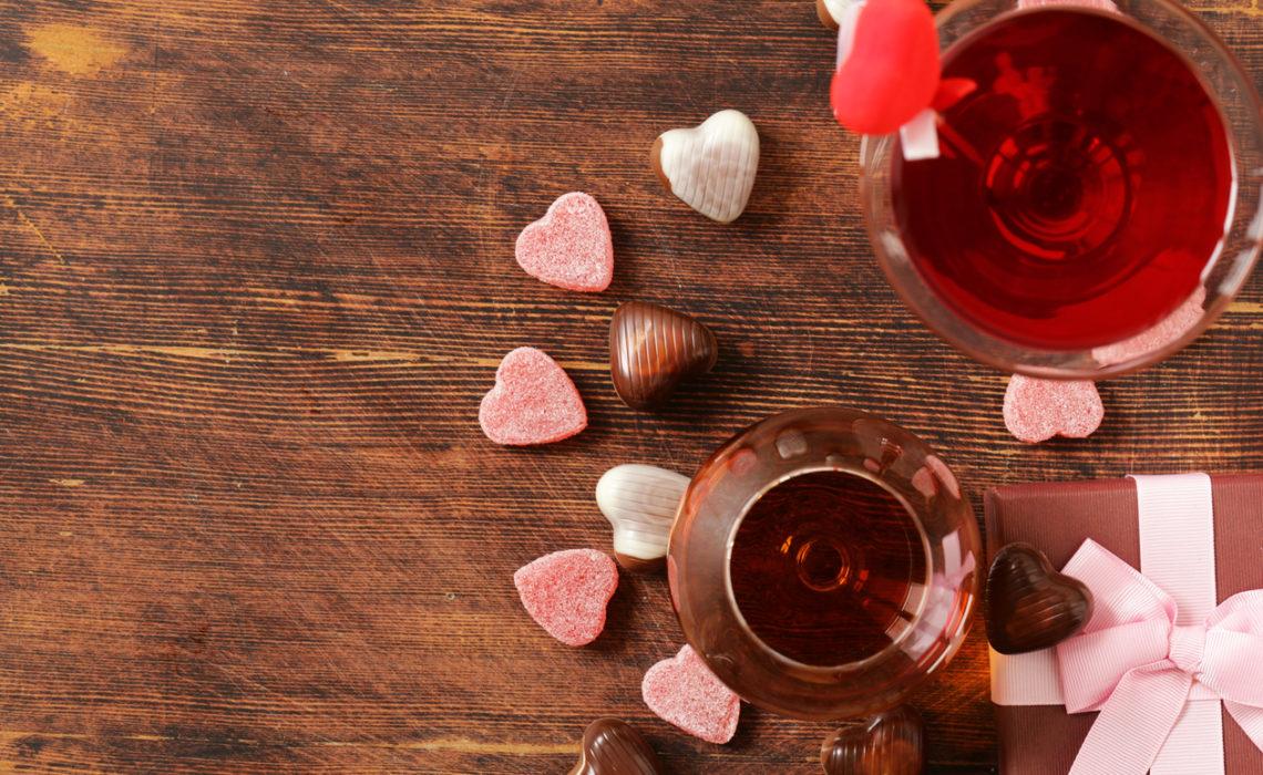 5 cocktails faciles pour trinquer à la Saint-Valentin !
