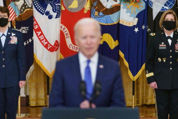 Joe Biden nomme deux femmes à des hautes fonctions militaires