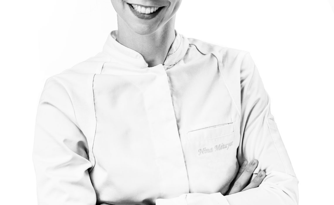Nina Métayer, la nouvelle voix de la haute pâtisserie