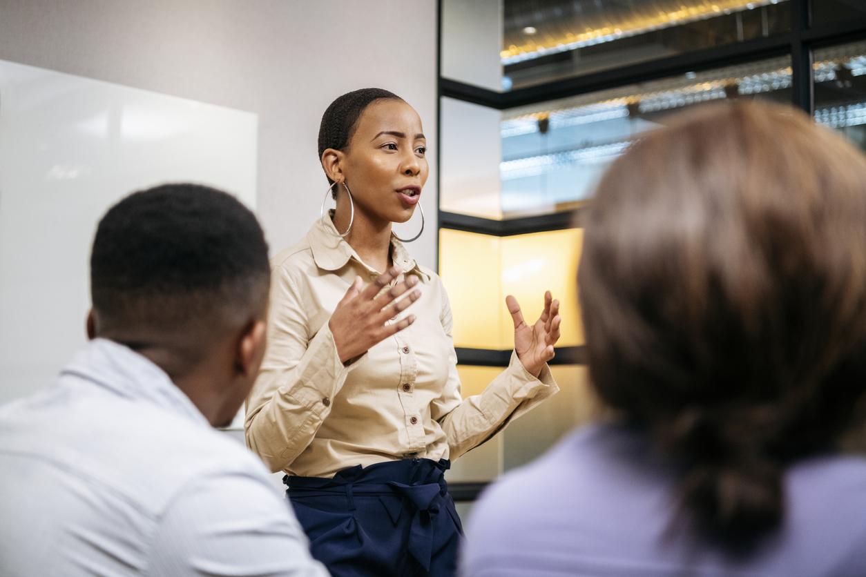 femmes dans le milieu de la finance