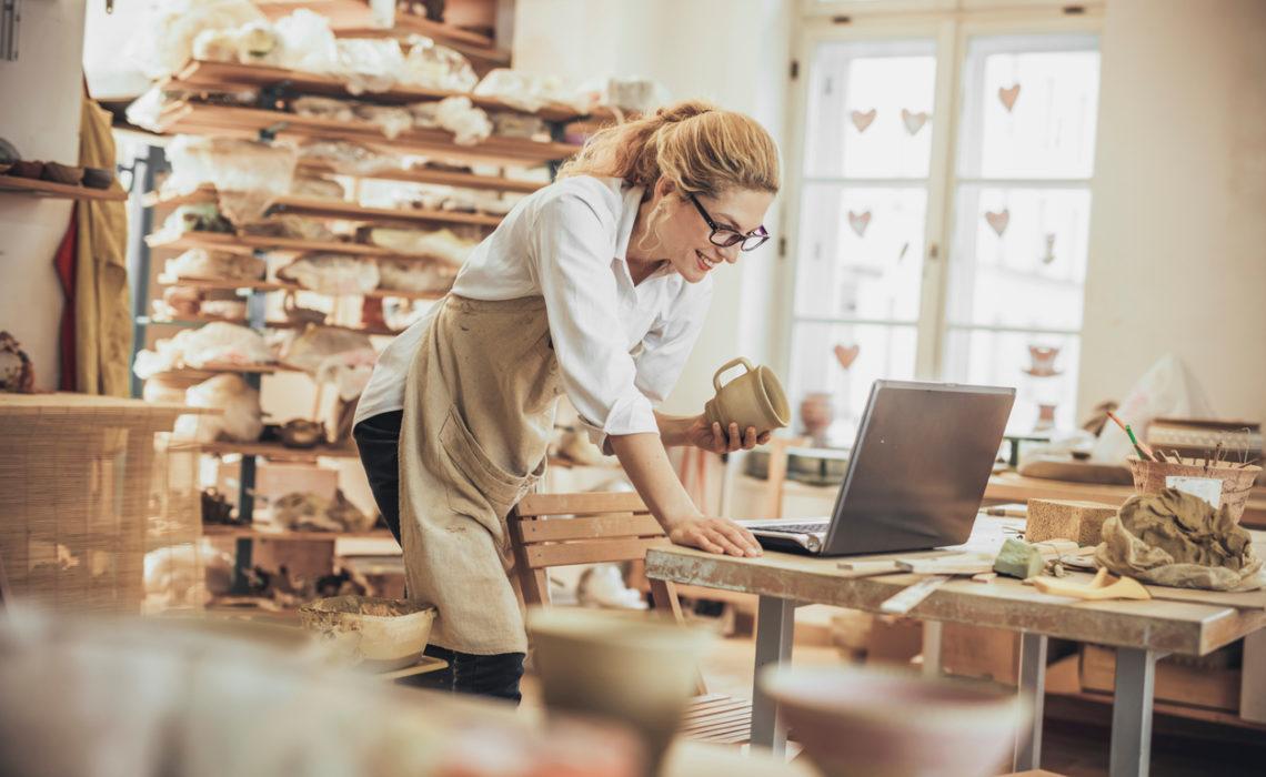 Les métiers de l'artisanat : changer de vie pour se retrouver