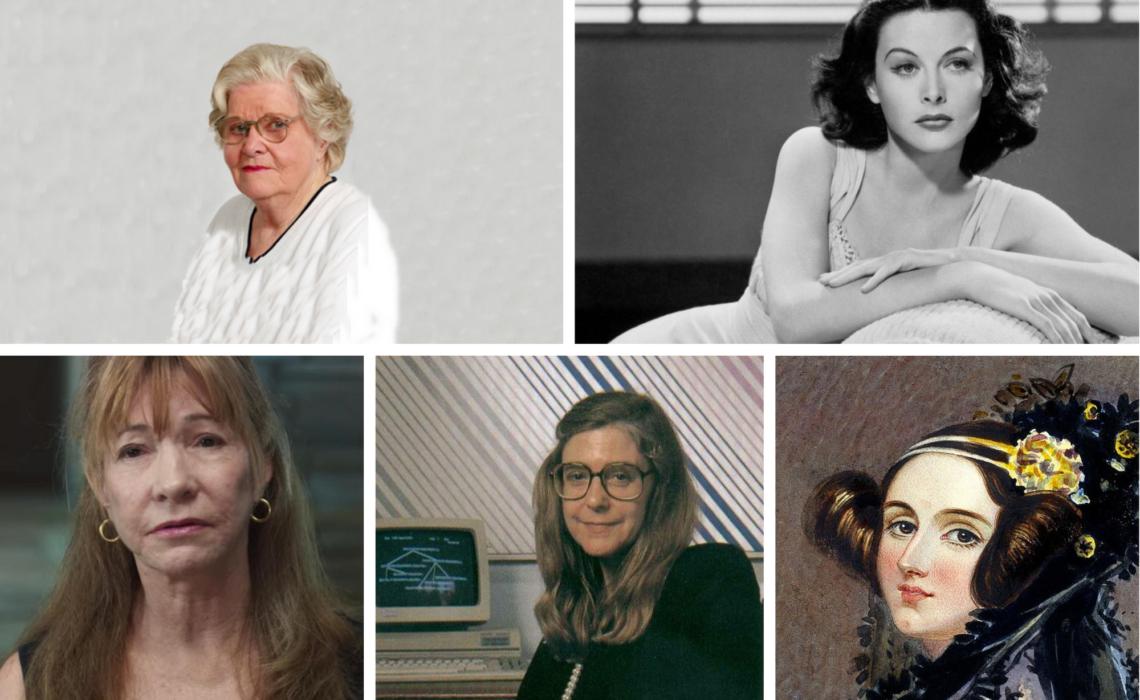 5 femmes qui ont marqué l'histoire de la Tech