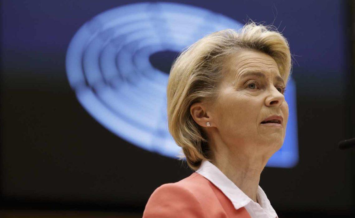 Ursula von der Leyen s'exprime sur le « sofagate »