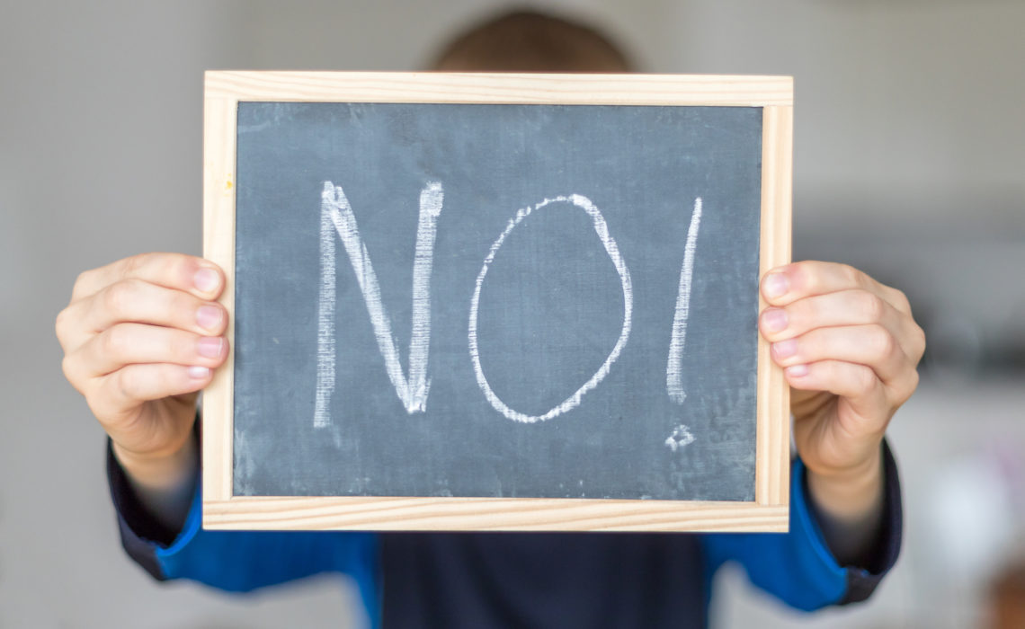 21 façons de dire non !