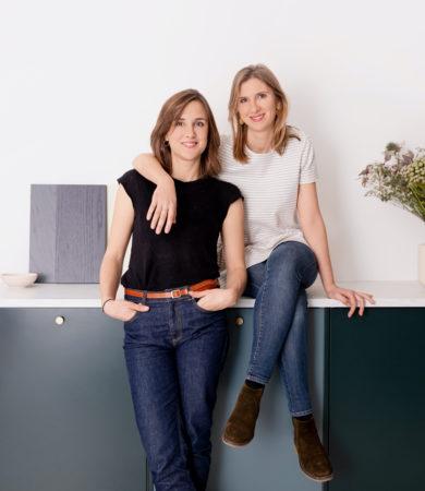 Amandine et Marion, Plum Kitchen