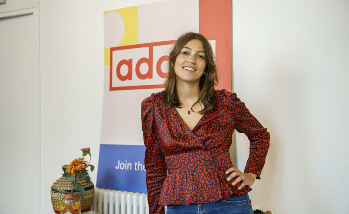Chloé Hermary conjugue le code au féminin avec Ada Tech School